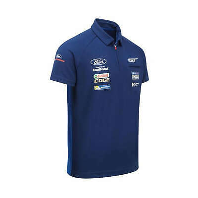 £67.97 • Buy Ford Performance Men's Team Polo Shirt Navy Size XL NEW