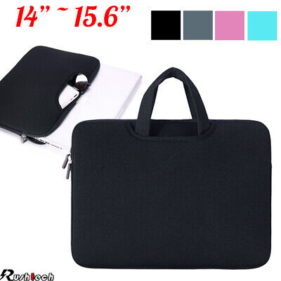 $12.95 • Buy 14 /15.6  Laptop Case Bag Sleeve With Handle For Macbook Air Pro Lenovo Dell