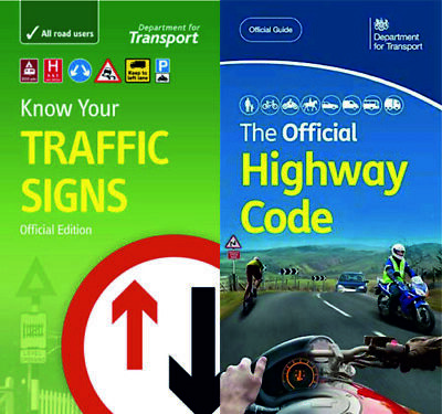 £8.50 • Buy Dvsa Official Highway Code & Know Your Traffic Signs Paperback 2021