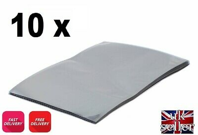 Pack Of 10 Anti Static Shielding ESD Bags Open Top 3.5  X 6  FREE POST • 2.49£