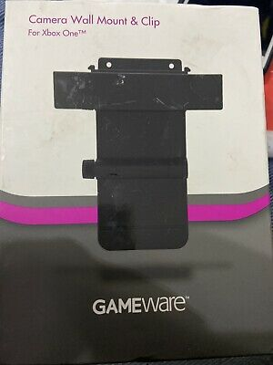 £5 • Buy GAMEWARE Xbox One   Kinect  Camera Wall Mount And Clip New