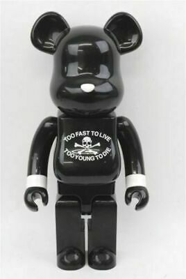 $1990 • Buy Be@rbrick 1st MASTERMIND JAPAN Bearbrick 1000%  Medicom Toy Japan MINT 2006