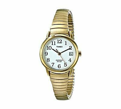 Timex Easy Reader 25 Mm Expander Band Watch T2H351 • 71.91£