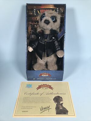 'Yakov' Meerkat Toy - Compare The Market. With Certificate - Brand New (641) • 9.99£