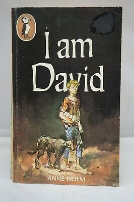 I Am David By Anne Holm Puffin 1976 Free Post. • 4.95£