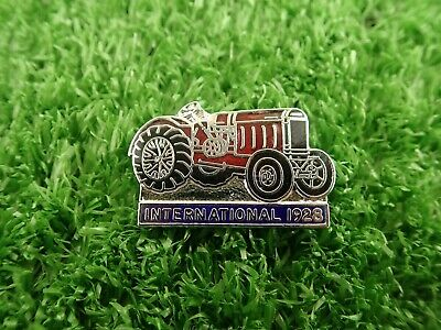 International Tractor 1928 Enamel Pin Badge • 4.79£