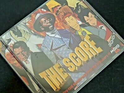 The Score 20 Ultra Cool Soundtracks CD Get Carter Time Is Tight Watermelon Man  • 5.79£