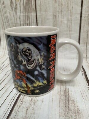 Iron Maiden - Number Of The Beast - Mug • 5.99£