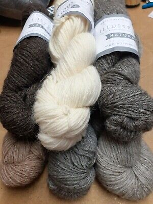 West Yorkshire Spinners  Illustrious  Naturals - 100g DK Weight Wool • 11.99£