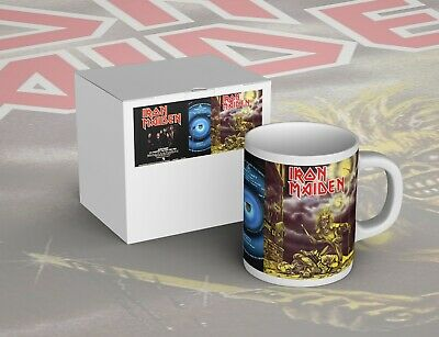 Striking Iron Maiden Sanctuary Single Mug - Brand New - In Picture Box. Free P+P • 7.99£