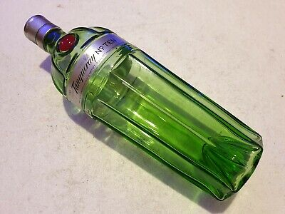 Tanqueray No10 Gin Empty Bottle 1litre • 3£