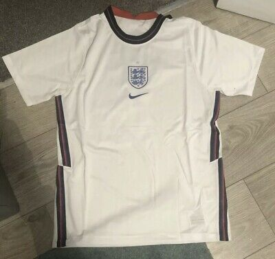 Newest England 2020 2021 Home Shirt Brand New Size XL Adults • 22.99£