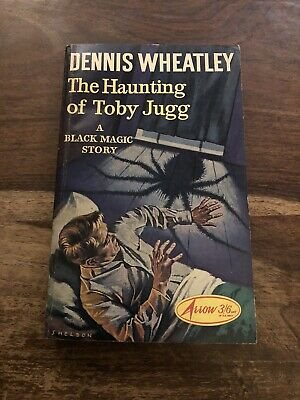 The Haunting Of Toby Jugg By Dennis Wheatley 1964 • 5£