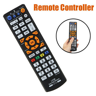 Universal Remote Controll With Learn Function Smart Control For TV SAT DVD Es • 4.58£