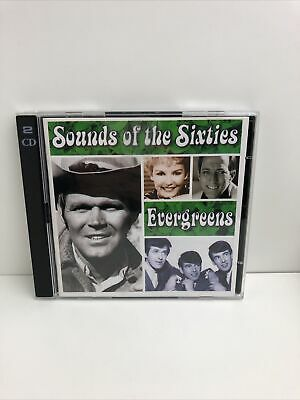 Time Life - Sound Of The Sixties - Evergreens CD • 32.99£