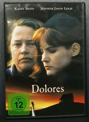 Dolores - Dvd - Stephen Kings - Kathy Bates / Jennifer Jason Leigh • 11.18£