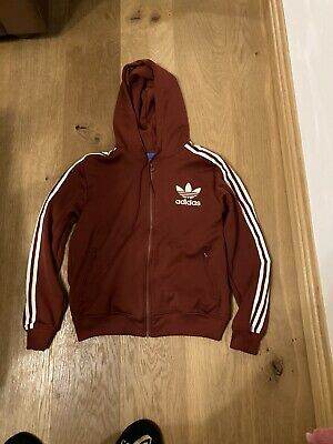 Adidas Hooded Track Top Size Medium.(606a) • 15£
