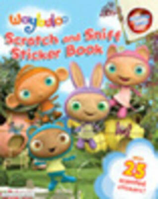 Waybuloo Scratch And Sniff Sticker Book By Egmont,New, • 4.15£