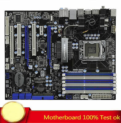 $ CDN197.67 • Buy FOR ASRock X58 Extreme3 X58 Motherboard Supports 64GB LGA1366 100% Test Work