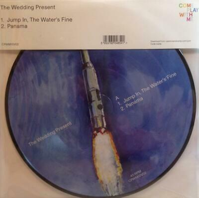 WEDDING PRESENT Jump In, The Water's Fine 10 INCH VINYL UK Come Play With Me • 11.54£