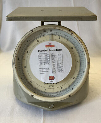 Vintage Post Office Scales By Salter • 50.50£