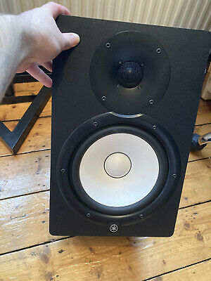 Yamaha HS8 Pair With Stands & Cables • 400£
