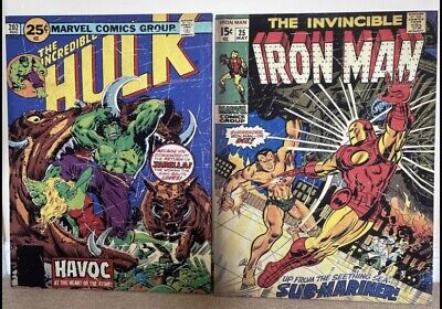 Comic Book Marvel Canvases • 15£
