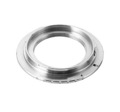 $19 • Buy Leica M39 Lens To Canon EOS EF Mount Adapter Ring Copper 60g