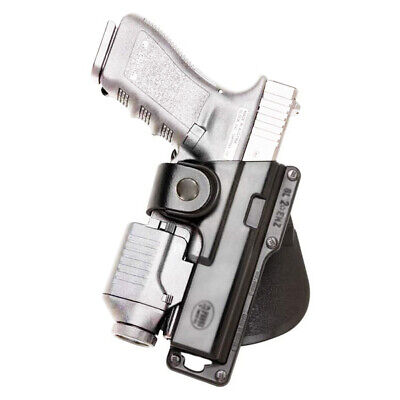 $24.99 • Buy Polymer Right Owb Holster Fit Smith & Wesson M&P 9mm 40 SD9VE  With Laser/light