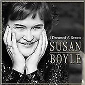 Susan Boyle ( New Sealed Cd ) I Dreamed A Dream ( Debut ) Wild Horses • 2.99£