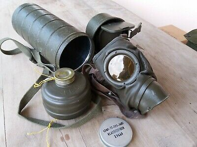 $60 • Buy  Original German Military Gas Mask Post Wwii, Protective