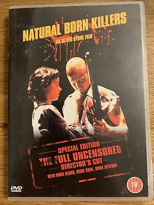 Natural Born Killers: Director's Cut DVD (2003)  • 1.50£