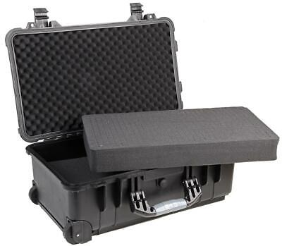 Water Resistant Case+wheel 560x355x230mm, Carrying Case Material Pp For Duratool • 133.12£