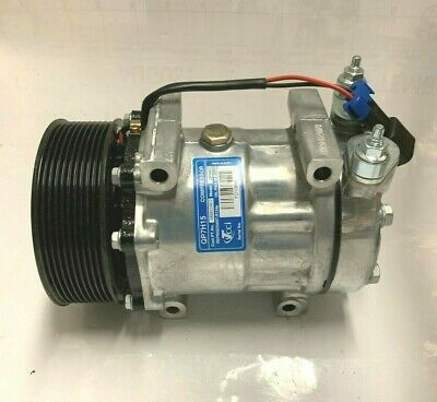 AU491.58 • Buy New Sanden Type Compressor SD7H15 QP4407 10GR 12V Direct Mount
