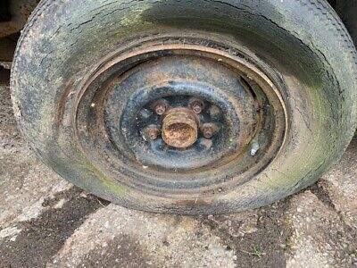 Rover P4 Steel Wheels Later Type • 20£