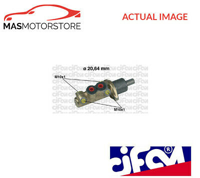 Brake Master Cylinder Cifam 202-039 P New Oe Replacement • 43.95£