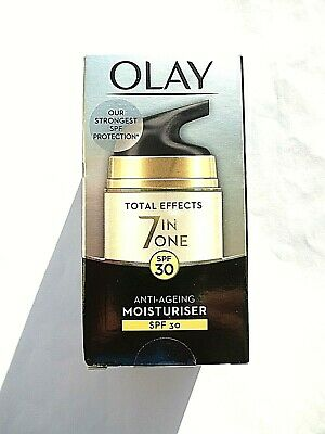 AU16.16 • Buy OLAY Total Effects 7 In ONE Anti-Ageing Moisturiser - SPF 30 (5071)