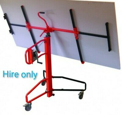 Drywall Plasterboard Lift / Hoist For HIRE / Collection From BA15 • 20£