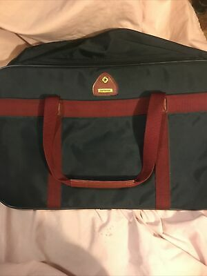 $ CDN21.49 • Buy Samsonite Fold Away Duffel  Travel Luggage Bag Vintage Amherst 1987