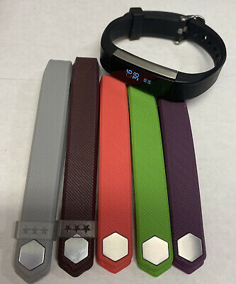 $ CDN37.70 • Buy Fitbit ALTA HR Wristband Activity Tracker FB408 Size Large And Small Bands