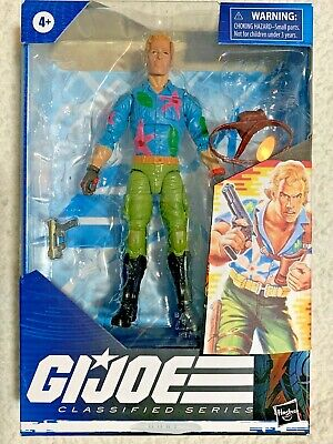 $ CDN64.03 • Buy CUSTOM GI Joe 6  Classified - CHUCKLES - 50% Goes To K9s For Warriors Charity