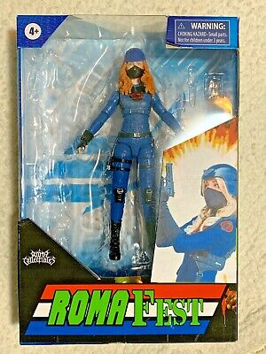 $ CDN86.24 • Buy CUSTOM GI Joe 6  Classified - COBRA FEMME TROOPER - 50% Goes To K9s For Warriors