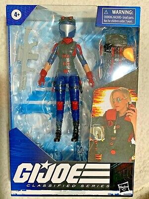 $ CDN66.64 • Buy CUSTOM GI Joe 6  Classified - COBRA FEMME VIPER - 50% Goes To K9s For Warriors