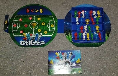 Lidl Football Stikeez (Complete Collection)  • 9£