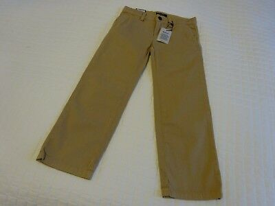 £10 • Buy GANT Boys Sand-coloured Chino Style Trousers Age 4-5 Years **BNWT**