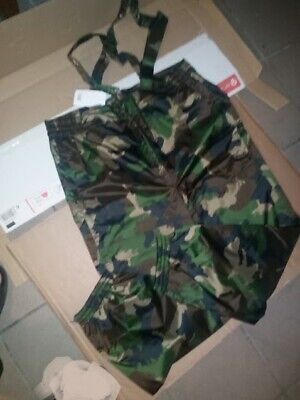 $200 • Buy Hungarian Army Soldier Military Uniform 4 Colours Pattern Rain Gear