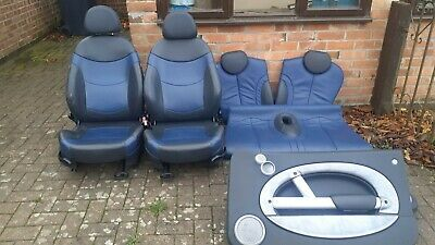 BMW Mini R53 Cooper S Leather Seats • 150£
