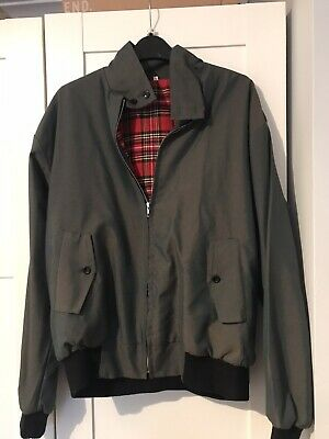 Relco Harrington Size Med Green Tonic Two Tone Vgc • 18£