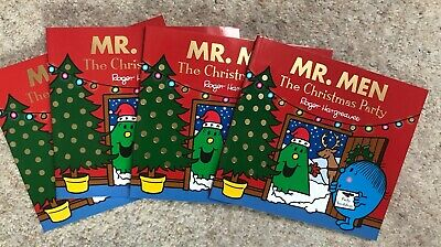£1 • Buy Mr Men The Christmas Party - Great Stocking Filler Gifts Mr Men Book