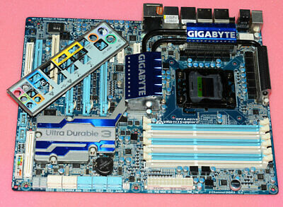 $ CDN142.54 • Buy Gigabyte Technology GA-X58A-UD5 Rev1.0 LGA 1366/Socket B, Intel  Motherboards